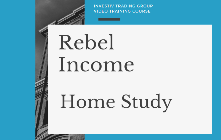 Thomas Moore - Rebel Income Home Study