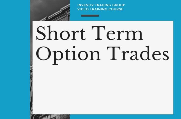 Jerry McCann - Option Trades